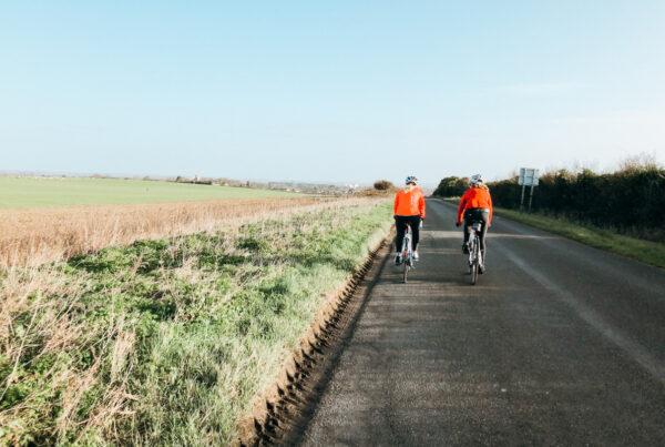 Women on Wheels cycling in Cambridge